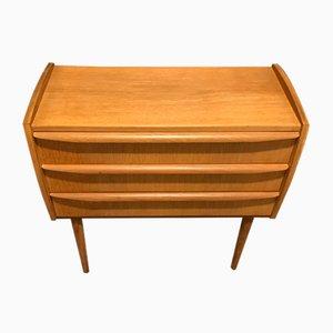 Danish Oak Dresser, 1960s