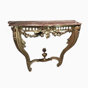 Console Style Louis XV, 19ème Siècle