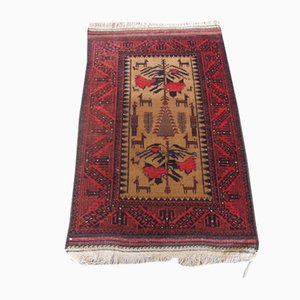 Antiker Tribal Teppich