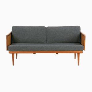 Sofá de Peter Hvidt, Orla Mølgaard-Nielsen para Peter Hvidt, Orla Mølgaard-Nielsen, años 50