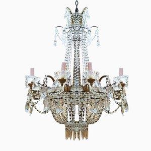 Lámpara de techo estilo Imperio antigua