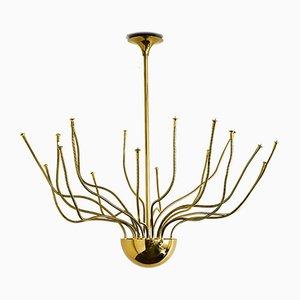 Large Vintage Ceiling Lamp by Florian Schulz