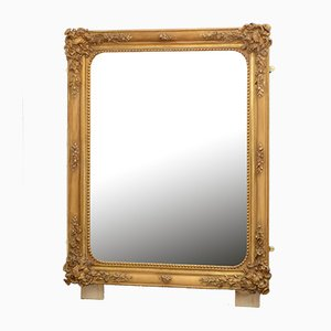 19th Century Gilded Wall Mirror
