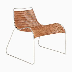 Rib Chair by Hans Isbrand for Engelbrechts, 1960s