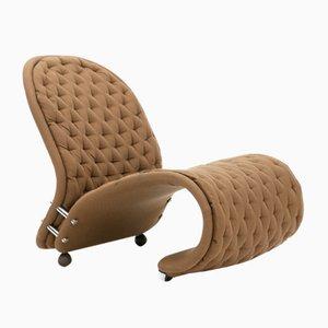 Chaise Lounge de Verner Panton pour Fritz Hansen, années 70