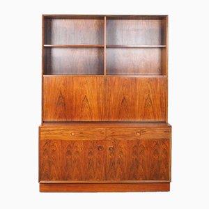 Danish Modular Rosewood Cabinet from Brouer Møbelfabrik, 1960s