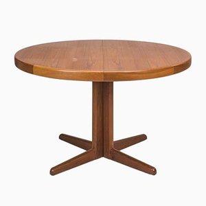 Table de Salle à Manger à Rallonge Mid-Century par H.W. Klein pour Bramin, 1960s