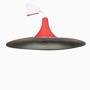 Deckenlampe von Torsten Thorup & Claus Bonderup für Fog & Mørup, 1970er