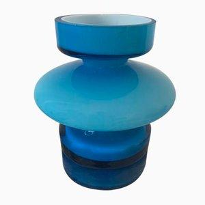 Dänische Vase von Per Lütken für Holmegaard, 1960er