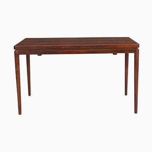Extendable Rosewood Dining Table from Johannes Andersen, 1950s