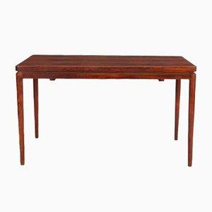 Schreibtisch aus Palisander von Ib Kofod-Larsen, 1950er