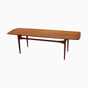 Model FD503 Coffee Table by Tove & Edvard Kindt-Larsen for France & Søn / France & Daverkosen, 1950s