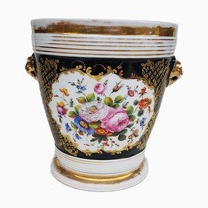 Antique Louis Philippe Cachepot Vase, 1820s