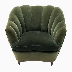 Italienische Mid-Century Sessel von Gio Ponti für Casa e Giardino, 1950er, 2er Set