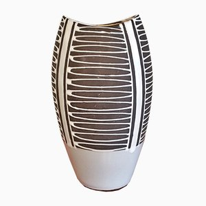 Ceramic Model Haiger Vase by Liesel Spornhauer for Schlossberg Keramik, 1950s