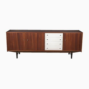 Mid-Century Teak and Rosewood Sideboard, 1960s