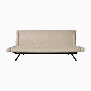 Mid-Century Model D70 Sofa by Osvaldo Borsani for Tecno, 1950s