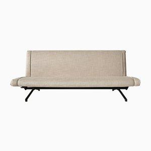 Mid-Century Modell D70 Sofa von Osvaldo Borsani für Tecno, 1950er