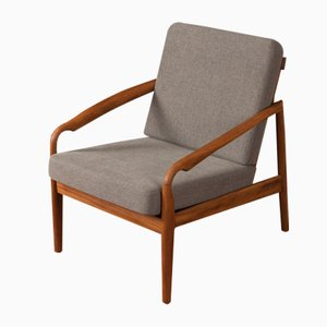 Teak Lounge Chair by Kai Kristiansen, 1960s