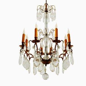Lámpara de araña, siglo XIX