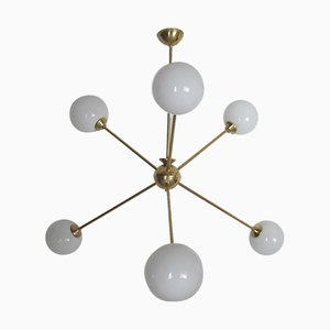 Vintage Sputnik Chandelier, 1960s