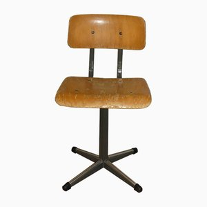 Mid-Century Industrial Dutch Side Chair from Marko, 1960s
