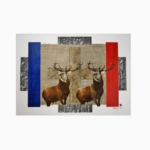 Slovenian The Flag Poster by Irwin Group, 1990s