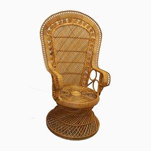 Französischer Vintage Emanuelle Stuhl