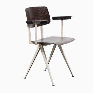 Ebony Model S16 Dining Chair from Galvanitas, 1960s