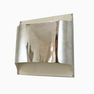 Aluminum Sconce from STAFF, 1970s