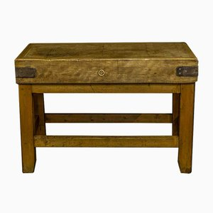 Pinewood Butchers Block, 1920s