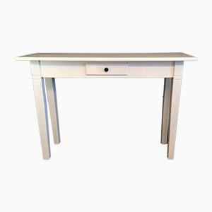 White Console Table, 2000s