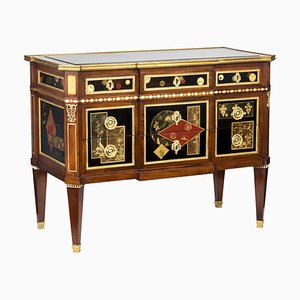 Commode Style Louis XVI Antique, 1900s