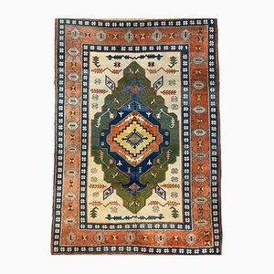Vintage Turkish Woolen Rug, 1980s