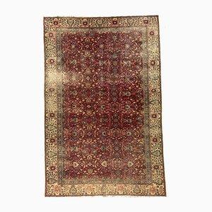 Large Vintage Turkish Woolen Rug, 1950s