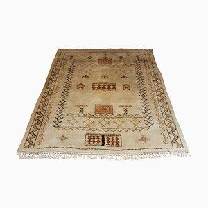 Großer marokkanischer Vintage Teppich, 1970er