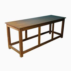 Oak Church Altar Table, 1930s