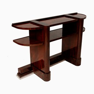 Art Deco Hungarian Console Table, 1930s