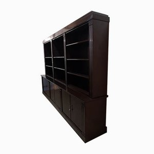 Antique Art Nouveau Shelving Bookcase