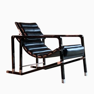 Lounge Chair by Eileen Gray for Ecart International, 2000s
