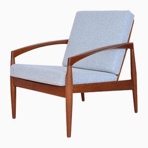 Paper Knife Chair von Kai Kristiansen für Magnus Olsen, 1950er