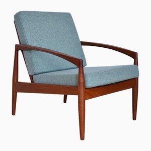 Paper Knife Chair by Kai Kristiansen for Magnus Olsen, 1950s