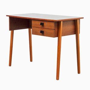 Schreibtisch aus Teak, 1950er