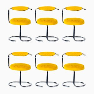 Dining Chairs by Giotto Stoppino for Kartell, 1970s, Set of 6