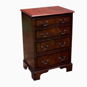 Mueble de caoba, años 50