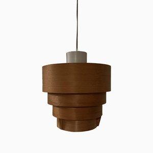 Lámpara de techo de Hans-Agne Jakobsson para Markaryd, años 60