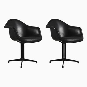 1730 Lounge Chairs by Charles & Ray Eames for Herman Miller, 1960s, Set of 2
