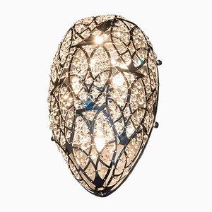 Applique Murale Led G9 Egg 40 Arabesque par VG Design and Laboratory Department