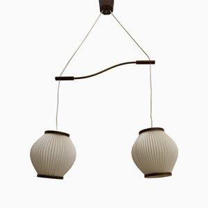 Danish Ceiling Lamp by Lars Eiler for Hoyrup, 1960s