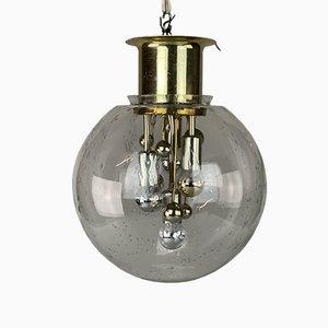 Mid-Century Space Age Ceiling Lamp from Doria Leuchten